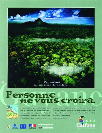 Guyane Presse Tourisme