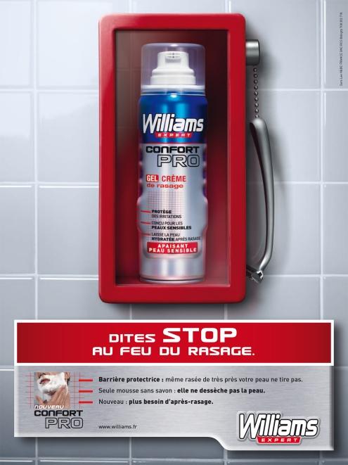 William Confort Pro Presse